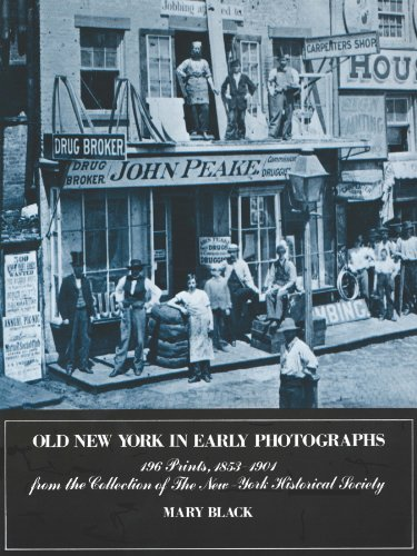 Old New York in Early Photographs (New York City) (English Edition)