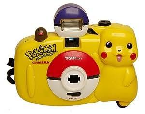Tiger POKEMON 1999 - Pikachu Camera / Fotoapparat mit Blitz