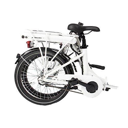 E-Bike Faltrad in weiß | Unisex | Bild 2*