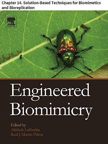 Engineered Biomimicry: Chapter 14. Solution-Based Techniques for Biomimetics and Bioreplication (English Edition) -