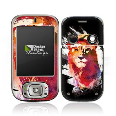 DeinDesign O2 XDA PDA Mini Case Skin Sticker aus Vinyl-Folie Aufkleber Löwe Lion Street Art Lion Pda