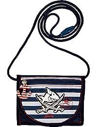 Spiegelburg 14201 Brustbeutel Captu0027n Sharky Hai