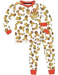 Disney Lion Guard Boys Lion Guard Kion Pyjamas Ages 2 To 8 Years