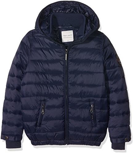 teddy-smith-brother-jr-impermeable-bambino-blu-us-navy-12-anni