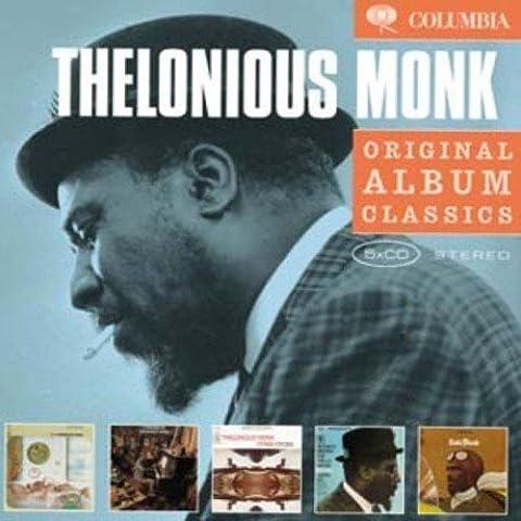 Original Album Classics : Straight No Chaser / Underground / Criss Cross / Monk's Dream / Solo Monk (Coffret 5