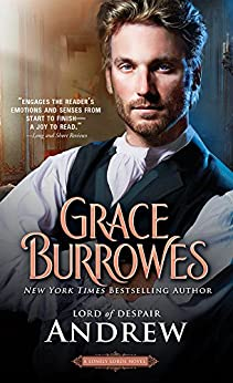 Andrew: Lord of Despair (The Lonely Lords Book 6) by [Burrowes, Grace]