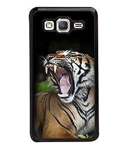 Fuson Designer Back Case Cover for Samsung Galaxy Grand Prime :: Samsung Galaxy Grand Prime Duos :: Samsung Galaxy Grand Prime G530F G530Fz G530Y G530H G530Fz/Ds (WildLife Beast Cat Lion Leopard Panther )