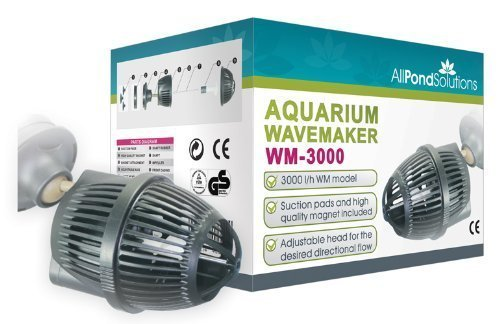 all-pond-solutions-wm-3000-aquarium-dual-powerhead-wave-maker-3000l-h-flow-rate
