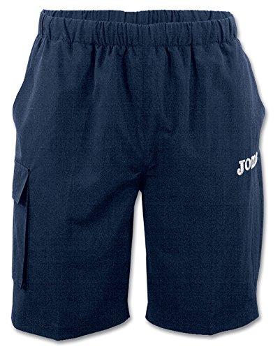 Joma Nautica Pantaloncini Uomo Sportivi Navy Blue (Marino)