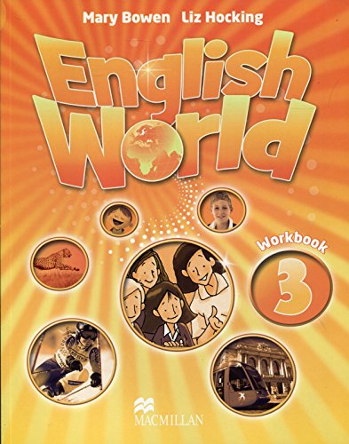 ENGLISH WORLD 3 Ab: Work Book - 9780230024793