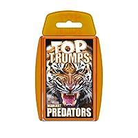 Top Trumps Deadliest Predators Top Trumps Card Game