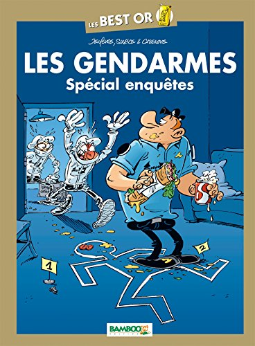 Les Gendarmes - Best Or - Spcial enqutes