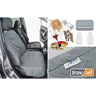 Avocet Contract Sitzbezug hinten (Grau) ASG601R