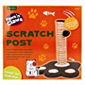 St@llion Cat Scratching Post Pole Activity Centre Play Toy Climbing Sisal from St@llion