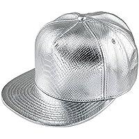 Babysbreath Snapback Caps für Männer, Flat Peak Snapback Hüte Baseball Cap