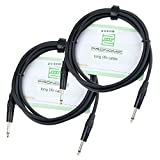 Pronomic Stage BOXJ1-2.5 Câble Enceintes jack 2.5m Set de 2
