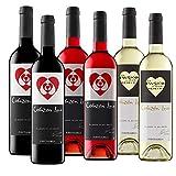 Corazon Loco Tinto, Blanco, Rosado (6 Flaschen)