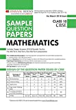 Oswaal CBSE Sample Question Papers Class 10 Mathematics (Old Edition)
