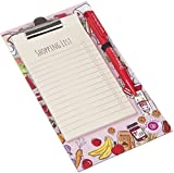 Gifts of Love Paper Magnetic Clipboard with Pen , 1-Piece, GOL-MG-003