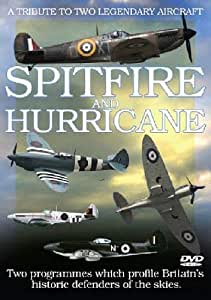 Spitfire And Hurricane [DVD] [2006]