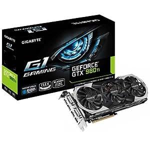 GIGABYTE GeForce GTX 980TI GAMING 6GB DDR5 DVI-I /