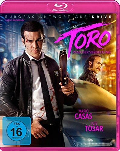 Vergeltung-blu-ray (Toro - Pfad der Vergeltung [Blu-ray])