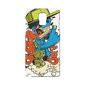 BLUEDIO Designer Printed Back case cover for Samsung Galaxy S6 Edge - G2279