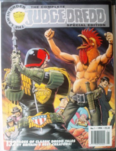 The Complete Judge Dredd Special Edition No. 1 1994