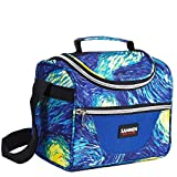 Best Thermos Lunch Boxes For Boys - Kids Lunch Bag Insulated Lunch Box for Girls Review