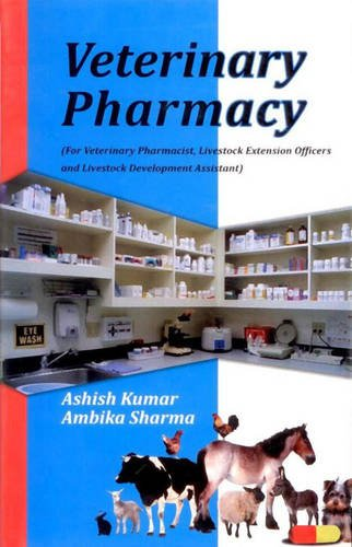 Veterinary Pharmacy por Ashish Kumar