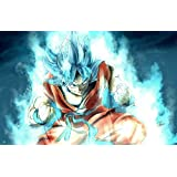 Dragon Ball Super (37x24 inch, 93x60 cm) Silk Poster Seda Cartel PJ18-57B3