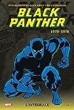 Black Panther - Intégrale 1976-1978