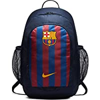 Nike NKBa5363-451 FC Barcelona Stadium Football Unisex Backpack - Multi Color