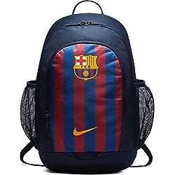 Nike Mochila Stadium FC Barcelona Bkpk, Unisex Adultos, color Obsidian/Deep Royal