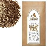 EDEL KRAUT | BIO GALGANT-WURZEL gemahlen - Premium organic galangal root 250g