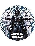 Disque azyme Dark Vador - Star Wars