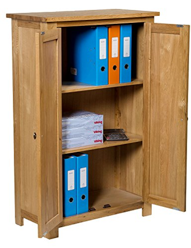 Top New Solid Oak Toy / Shoe / Filing CD DVD Storage Cabinet / Cupboard /Sideboard / Unit (WAV-CUP1160-W Online