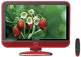 Schneider TV Led 32 LED32RED Feeling´s, FHD, USB, 3 hdmi, dvb-t, Rojo, scart + VGA + a/v Input, 89º