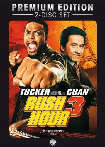 Rush Hour 3 (Premium Edition) [2 DVDs]