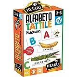 Headu 55035 Alfabeto Tattile Montessori
