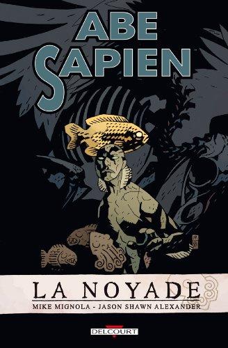 Abe Sapien T01: Noyade