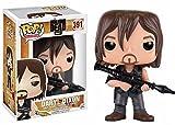 Funko Pop! televisión: The Walking Dead - Dary Dixon lanzacohetes  Figura de acción