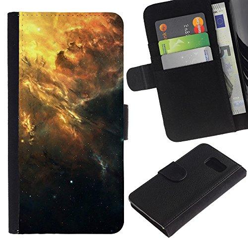 Funny Phone Case // Pelle Portafoglio Custodia protettiva Cassa Caso Leather Wallet Protective Case per Sony Xperia Z3 Compact / Bella Galaxy Cluster /