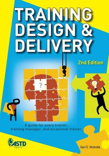 Training Design & Delivery (2nd Edition)