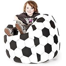 Puf fútbol XL, ca. 220L