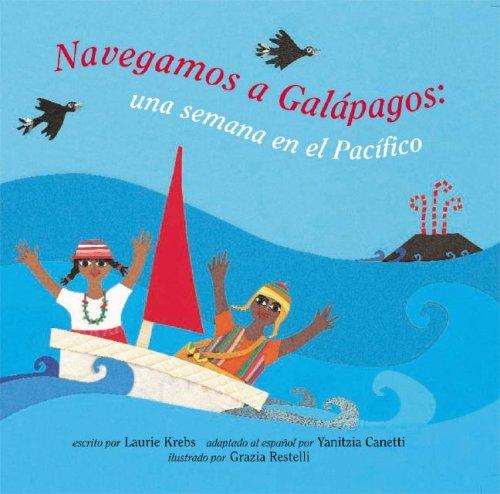Navegamos A Galapagos por Laurie Krebs