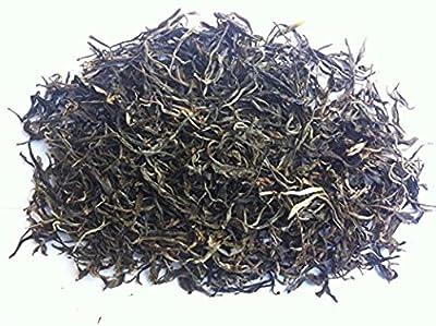 Thé organique supérieure non fermenté Pu erh, feuilles larges sac à feuilles mobiles emballage pu er thé 1 livre (454 grammes)