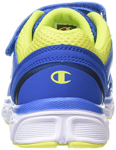 Champion Low Cut Shoe Jerry B Ps, Chaussures de course garçon Bleu - Blau (Royal Blue (TPB/SBL) 25)
