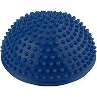 Masaje de Pies Ejercicio de Balance de Media Bola Pods Spiky para Terapia de Músculo de Pie Tejido Profundo ( Color : Azul )