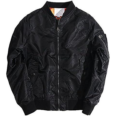 Giacca Uomo Donna Unisex Volo a Vento Flight Jacket